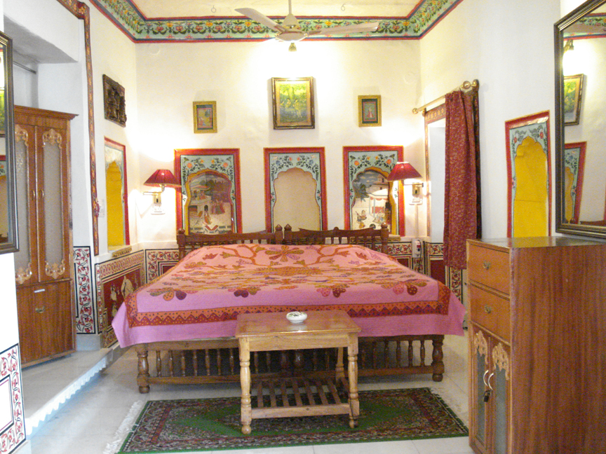 Traditional Decorated Room- Garden Facing